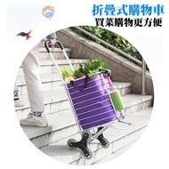 行動購物車+折疊附輪 會爬樓梯 環保購物車 購物袋 摺疊環保袋 BC015 折疊伸縮購物袋 超市購物袋 買菜車