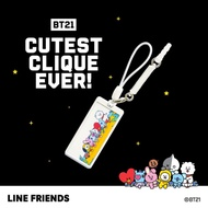 BT21 Limited edition Ezlink charm. 100% authentic (No Preload Value)