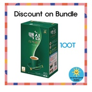 💕[Maxim Korean Coffee]💕 Instant Coffee Mix Decaf 100T