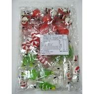 老王餅舖 聖誕造型QQ軟糖