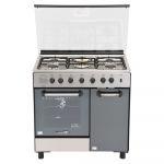 La Germania FS8050 30XTR 80cm Range, 5 Gas Burner, 49L Gas Oven & Grill
