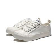 Shoestw【6922200100】KANGOL 餅乾鞋 帆布鞋 全白 女生尺寸