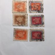 46年光復大陸郵票