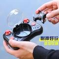 空拍機 凌客科技迷你無人機遙控飛機航拍飛行器直升機玩具小學生小型航模 生活主義