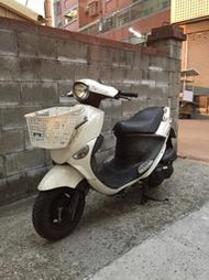 Pgo-ibubu125(二手機車)(代步車)