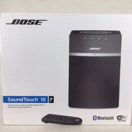 Bose soundtouch 10 官方翻新版 (需預購)