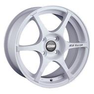 +超鑫輪胎鋁圈+ DG A11 15吋鋁圈  4孔108 4孔100 白 Tierra Vios ALTIS