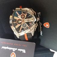 林寶堅尼手錶、反盾造型