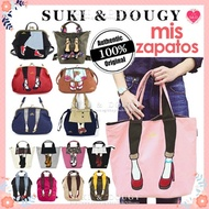 【SG DISTRIBUTOR BUY2FREE】100% AUTHENTIC JAPAN MIS ZAPATOS 💕 BACKPACK TOTE SHOULDER TRAVEL BAG 💕