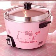 [Kitty限量款]全新大同10人份粉紅電鍋