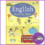 เทรนด์ฮิต USBORNE ENGLISH ACTIVITY PACK( 4 BOOKS)