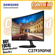 "Samsung C27F390FHE 27"" Curved LED Monitor"
