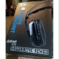 全新未拆封 賽德斯 SADES SA-919S ANTENNA 電競耳麥 7.1聲道 耳罩 公司貨 電競耳機