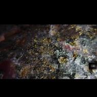 立霧溪海洗黃鐵礦 整顆滿滿黃鐵礦物