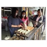 台灣脆皮飛碟紅豆餅創業教學。早餐店咖啡店薄片厚片鬆餅機、48孔紅豆餅爐、棉花糖機````蘑姑爆米花機