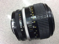 【明豐相機維修 ][保固一年] NIKON NIKKOR 85mm F1.8 便宜賣 50mm 105mm