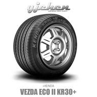 《大台北》億成輪胎鋁圈量販中心-建大輪胎 225/60R16 (Vezda Eco II KR30)