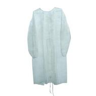 拋棄式不織布袍式隔離衣 100件