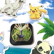 神奇寶貝 Pokemon tretta 哲爾尼亞斯 黑鹿 傳說等級 ✨✨美品