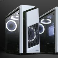 Mansa Basic Gaming Desktop (White) - Zotac GTX TI 1050