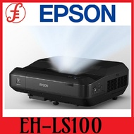 Epson PROJECTOR EH-LS100 Home Theatre EH-LS100 Full HD Ultra-short Throw 3LCD Laser Projector