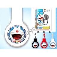 哆啦A夢叮當貓鑽石之淚頭戴式帶麥耳機