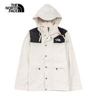 【The North Face】The North Face北面男女款米白色防潑水防風外套|4NB211P