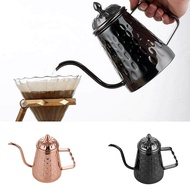 Dolity 650ml Stainless Steel Dripper Coffee Cup Pour Over Kettle Brewer Rose Gold
