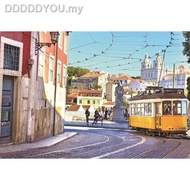 ☋¤CHINA import Jigsaw Puzzles 1000PCS Adult puzzle cable car111111111