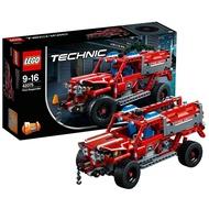 LEGO 樂高機械組 42075 緊急救援車 LEGO TECHNIC 拼插玩具積木玩具