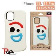 【iJacket】iPhone 11/11 Pro/11 Pro Max 玩具總動員 軍規防撞 矽膠套(叉奇)