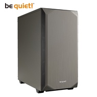be quiet! Pure Base 500 Metallic Gray ATX 靜音電腦機殼 金屬灰 BG036