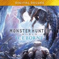 PC版《魔物獵人 世界:Iceborne》豪華包 中文版 遊戲序號