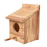 บ้านไม้สำหรับเลี้ยงนกและนกแก้ว,กล่องเพาะพันธุ์อาหารประเภทกรงตู้ฟักไข่ของเล่นกระท่อม