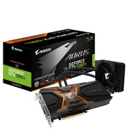 技嘉 AORUS GTX1080Ti Waterforce X.E.11G一體水冷(1721MHz/26.7cm)