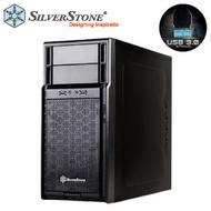 銀欣 SST-PS08 電腦機殼 (M-ATX/5.25槽*2/顯卡358mm/散熱器140mm)