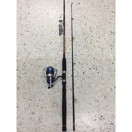 🔥Hot Sale🔥 PIONEER Fishing Combo Set (Rod + Reel + Line) 🔥NEW OFFER Full Set🔥 Shimano Daiwa