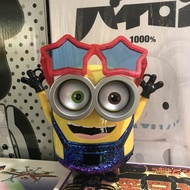 日本 環球影城 限定 小小兵 爆米花桶 【哈玩具】