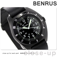 BENRUS 軍錶 瑞士製造