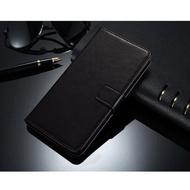 Iphone 12 Mini 12 Pro 12 Pro Max Flip Leather Flip Cover Leather Case - Black
