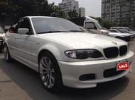 BMW E46 318(2.0)總代理 M-TECH.避震.鋁圈 2005年峰崋