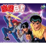 幽遊白書第1~112話+OVA(已完結)2片盒裝800免運