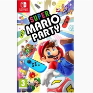 Switch- Super Mario Party