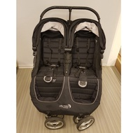二手 City Mini by Baby Jogger 雙胞胎 雙人推車 出售