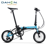 Dahon Dahong K3 ultra light 14 inch variable speed folding bicycle adult student bicycle kaa433