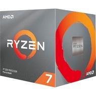 AMD Ryzen 7-3700X 3.6GHz 八核心處理器 R7-3700X (內含風扇)