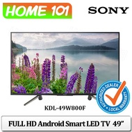 SONY FULL HD Android Smart LED TV 49 Inch KDL-49W800F