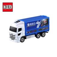 【日本正版】TOMICA NO.48 日野 葛飾區運輸車 HINO 貨車 玩具車 多美小汽車 - 798507