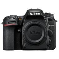 NIKON D7500 BODY ( 國祥公司貨 )  登錄送人像鏡 AF-S DX 35mm F1.8G (8/31)止
