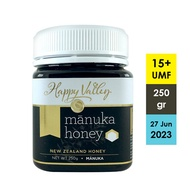 Happy Valley Manuka Honey Honey UMF 15+ 250gr